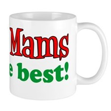 Welsh Mams Are The Best Mug