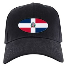 Dominican Republic flag Baseball Hat