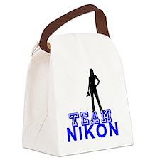 purse Canvas Lunch Bag
