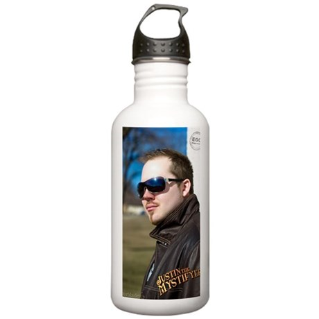 Justin The Mystifyer Stainless Water Bottle 1.0L