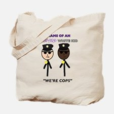 cops finished Tote Bag