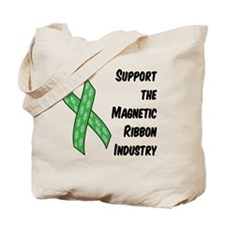 ribbons.gif Tote Bag