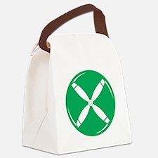 SuperX Canvas Lunch Bag