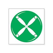 """SuperX Square Sticker 3"""" x 3"""""""