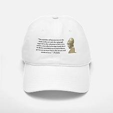 Pericles Quote 1 Baseball Baseball Cap