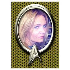 Personalizable Star Trek Command Fr Invitations