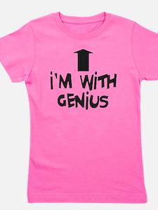 im with genius Girl's Tee