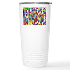 Isometric Pillowcase Travel Mug