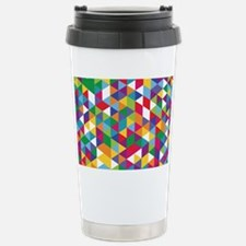 Isometric Pillowcase Travel Mug