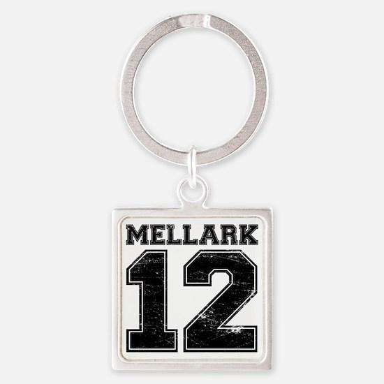 Dist12_Mellark_Ath Square Keychain