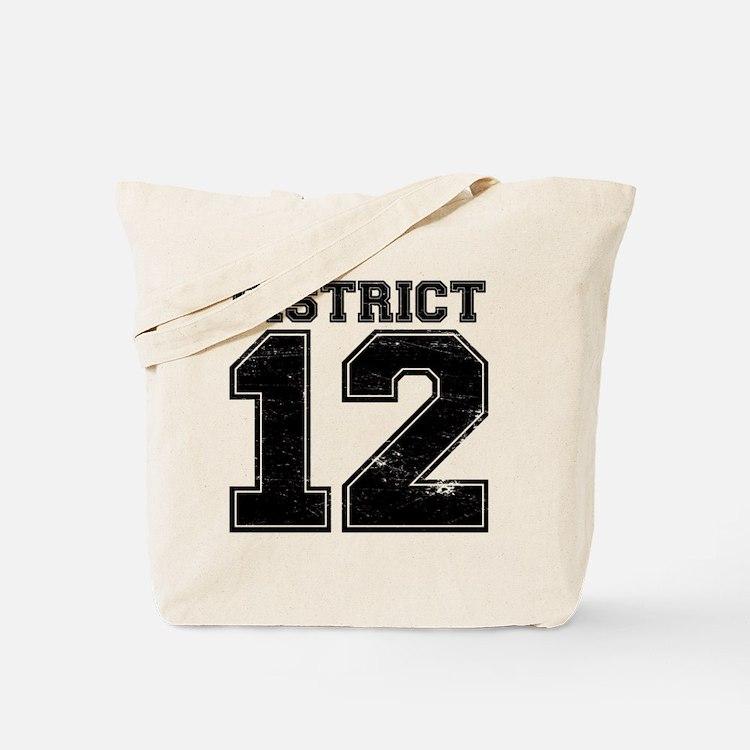Dist12_Ath Tote Bag