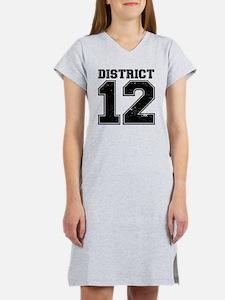 Dist12_Ath Women's Nightshirt