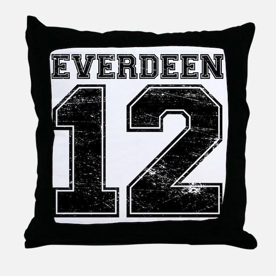 Dist12_Everdeen_Ath Throw Pillow