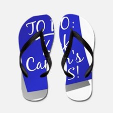 D To Do - Kick Cancers Ass Anal Flip Flops
