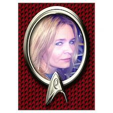 Personalizable Star Trek Operations Invitations