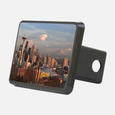 Seattle Space Needle Skyli Hitch Cover