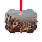Seattle Picture Frame Ornaments