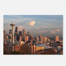 Seattle Space Needle Skyl Postcards (Package of 8)