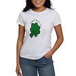 Shamrock and Confetti Women's T-Shirt
