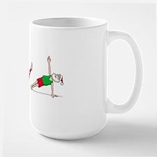 yoga 3 Ceramic Mugs