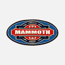 Mammoth Mtn Old Label Patches