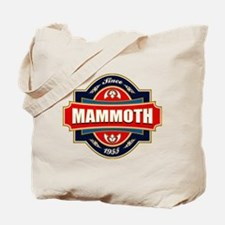 Mammoth Mtn Old Label Tote Bag