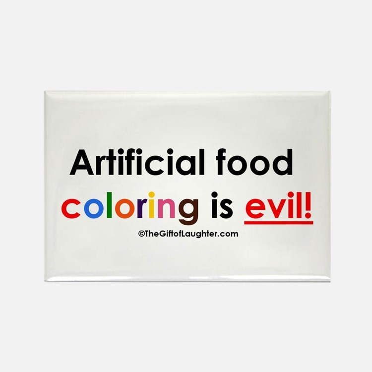 food coloring AG Magnets