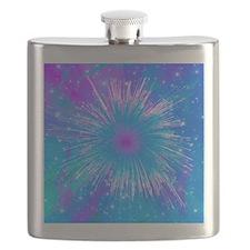 twin-size--PSYCHADELIC-SUPERNOVA Flask