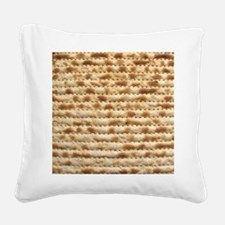 Matzah Square Canvas Pillow