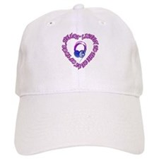 Heart Beat Baseball Baseball Cap