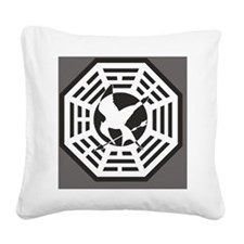 dharmajay-poster Square Canvas Pillow