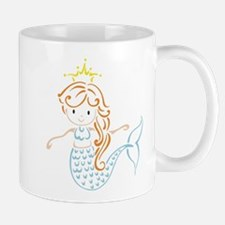 Marmaid Fairy Mugs