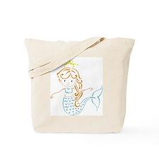 Marmaid Fairy Tote Bag