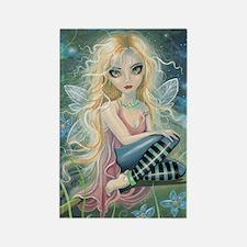 Starlight Fairy Rectangle Magnet
