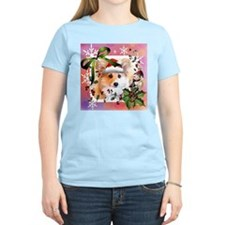 Pembroke Corgi Holiday T-Shirt