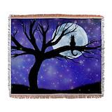 Halloween Woven Blankets