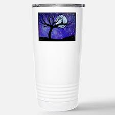 Cosmic Cat Travel Mug