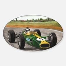 Jim Clark 001 Decal
