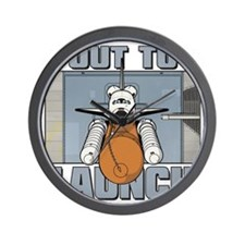 out to launch Wall Clock