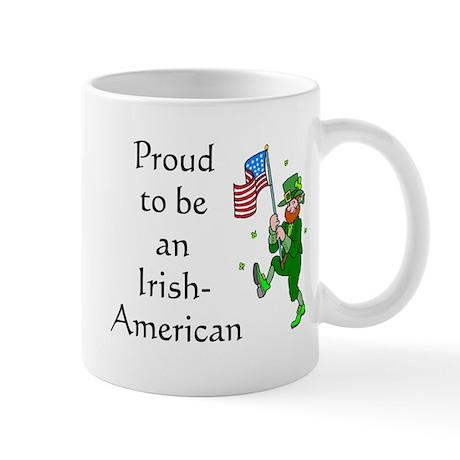 Proud Irish-American Mug