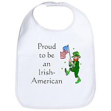 Proud Irish-American Bib