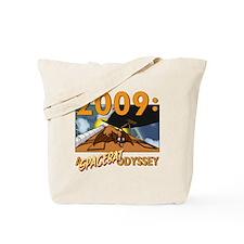 2009 spacebat shirt Tote Bag