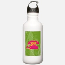 phone-greeting Water Bottle