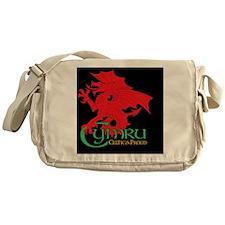 CP Mousepad Cymru 2 Messenger Bag
