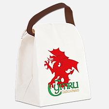 CP Cup Cymru 2 Canvas Lunch Bag