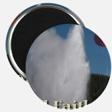 old_faithful_redmoon Magnet
