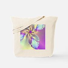 Lavender shower curtain Tote Bag