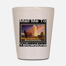 mailmeto_yellowstone_reverse Shot Glass