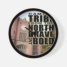 IdahoTribe7100 Wall Clock