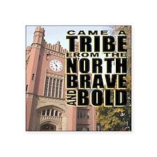 "IdahoTribe7100 Square Sticker 3"" x 3"""